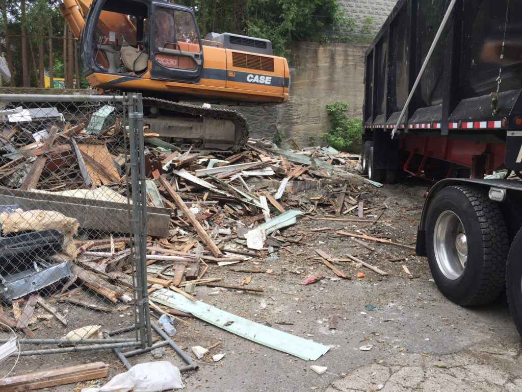 DEMOLITION AND ABATEMENT - RHODE ISLAND