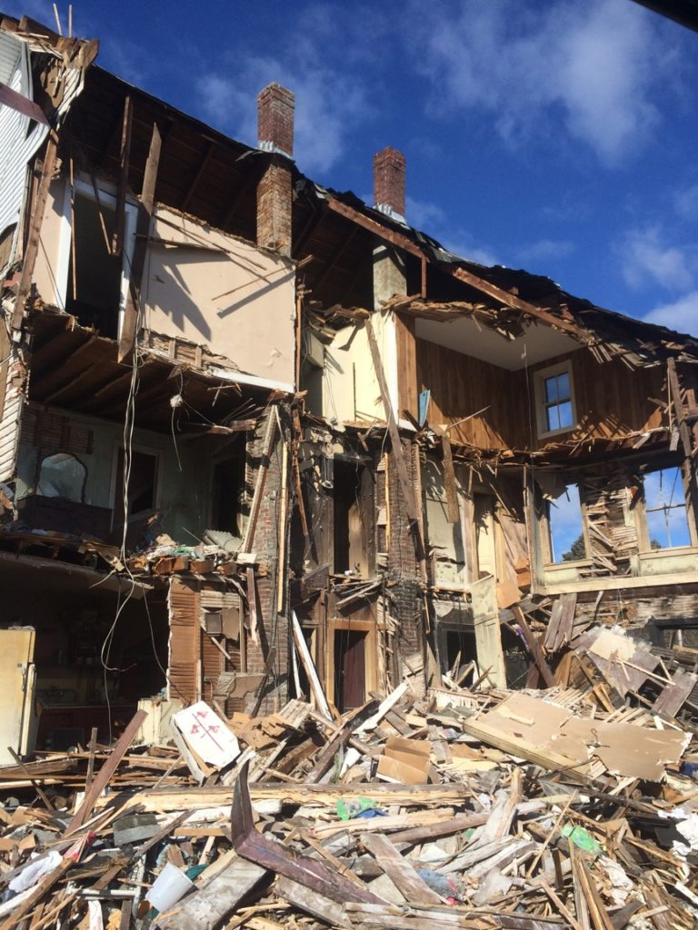 ABATEMENT AND DEMOLITION - RHODE ISLAND
